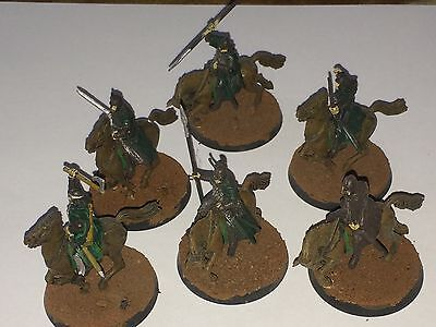 Riders of Rohan x6 painted.