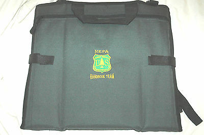 Rare US Forest Service Padded Seat/ Bag RARE USFS OUTDOORS Hiking CHAIR Seal