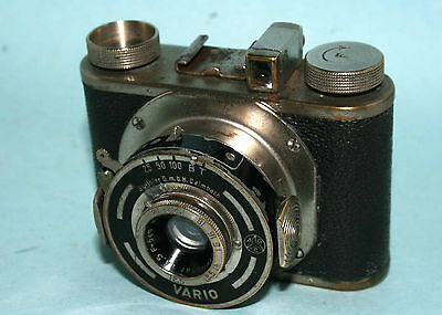Vintage – Gewirette Camera – By Wirgin
