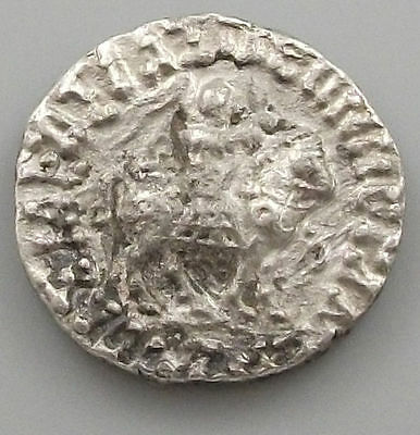 MEDIEVAL SILVER COIN , ISLAMIC,  MIDDLE EAST,    #gy 373