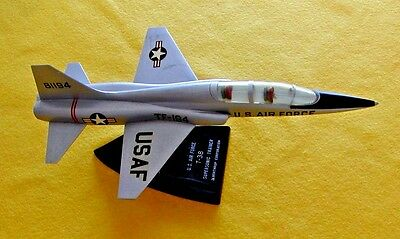 Northrop Factory Presentation U.S.A.F T-38 Supersonic Trainer Model in Mint Cond