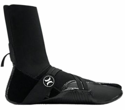Hurley Phantom 504 Wetsuit Boots Mens Unisex Surfing Watersports Surf Wind New