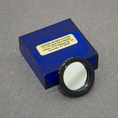 Lumicon Oxygen 3 Filter for 1.25 eyepiece