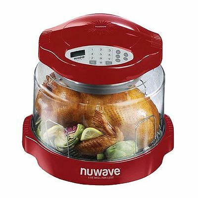 NuWave 20634 (same as 20631 but RED) Oven Pro Plus (NEW, AND COMPLETE, FREESHIP)