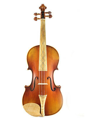 * Musical Instruments Size 4/4 Beginner Brazilwood Bows Handmade Spruce Violin