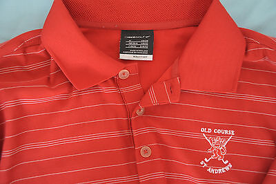 Golf Polo T shirt Homme Taille M - Nike - The Old Course St. Andrews -  Men's M