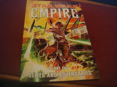 Star Wars Empire Vol 5- Allies and Adversaries: Graphic Novel