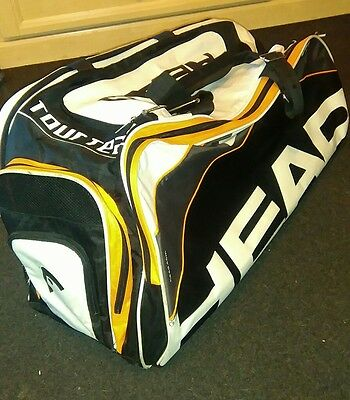head large tour team sports bag