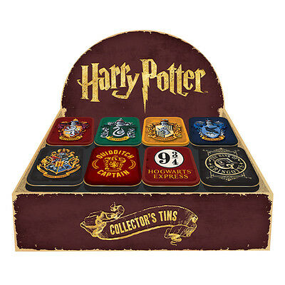 Harry Potter Metal Collectors Tin Box