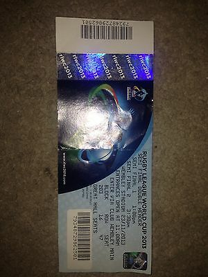 Rugby League Cup Final 2013 Semi Final Ticket