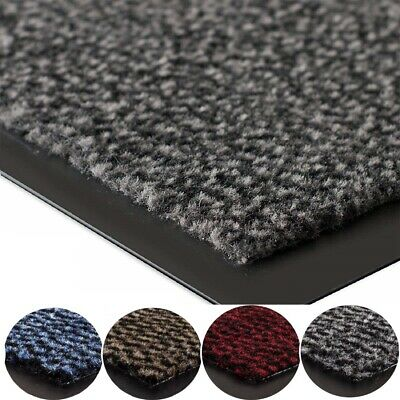Non Slip Heavy Duty Rubber Barrier Mat Large & Small Rugs Door Hall Kitchen