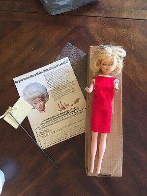 Vintage 1963 Tressy Growing Hair Blonde Doll