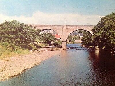 The River Nairn postcard