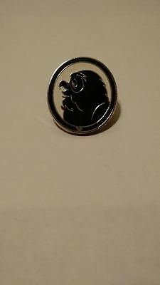 Disney Pin 2009 Hidden Mickey Series Winnie the Pooh Collection Owl Silhouette