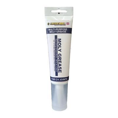 Silverhook SGPGT10 Moly Grease 80ml Tube With Molybdenum Friction Reducer