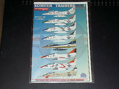 Afterburner Decals 48057 1/48 TA-57 Scooter Trainers