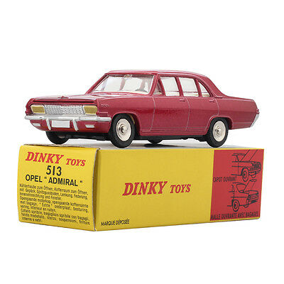 Alloy DINKY TOYS 513 Model Car MINIATURES AUTO Diecasts Toy Vehicles
