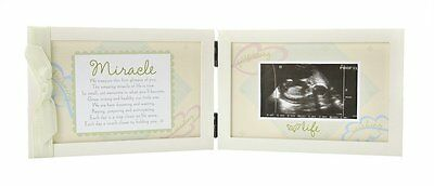 The Grandparent Gift Co. Miracle Ultrasound Frame