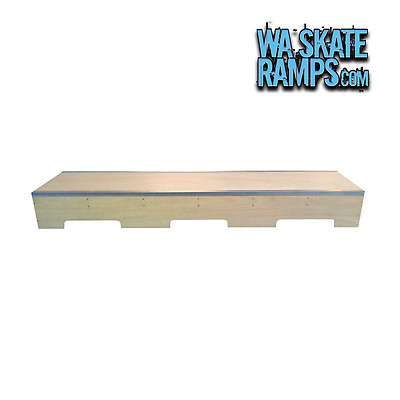 Slappy Box / Low Ledge 6Ft Long