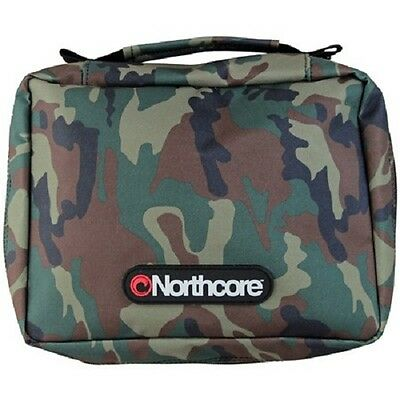 BNWT NORTHCORE™ BASIC TRAVEL PACK - Surf Fins Wax Bag ect