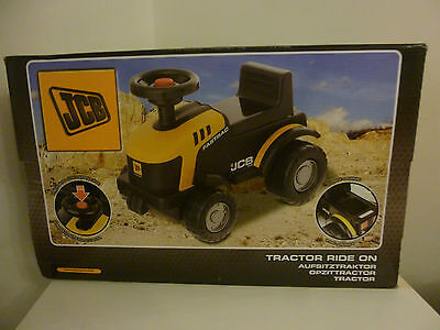 Jcb Fastrac Tractor Ride On;new And Sealed