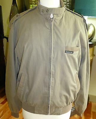 Men's Vintage MEMBERS ONLY Light Weight Jacket Size 42