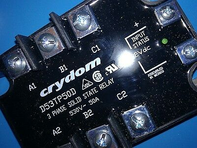 Crydom 50 A rms Solid State Relay
