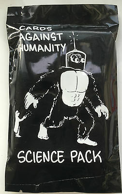 SCIENCE PACK CARDS AGAINST HUMANITY PACK PARTY GAME uk seller 00
