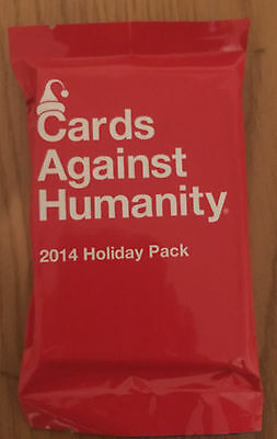 Cards Against Humanity Holiday Pack 2014 Party Game Fun Game Party Game 00