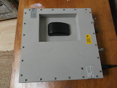 British Army Military Vehicle Gps Time And Position Receiver Ex Mod Surplus