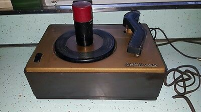 Vintage RCA Victor 45-J-2 Phonograph 45 RPM Record Player  As Is For Parts