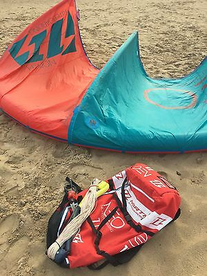 2015 North Neo 11M kite with bar, lines & bag