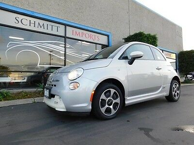 2013 Fiat 500 E Hatchback 2-Door 2013 Fiat 500e, fully electric vehicle only 11344 miles, 1 owner!