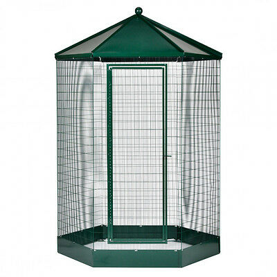 Hexagon Walk-In Aviary