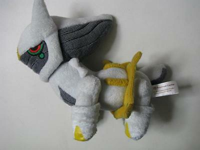 Pokemon Arceus 2009 plush  Pokedoll center soft Doll Japan
