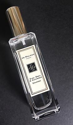 Genuine Jo Malone Earl Grey & Cucumber Cologne 30ML 1 OZ - Barely used RRP $95