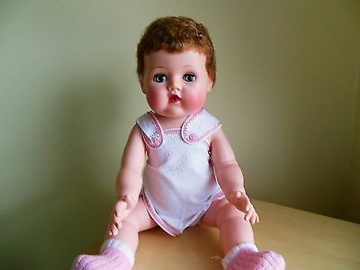 """Vintage American Character Tiny Tears 19""""-20""""  Mint Perfect!!"""