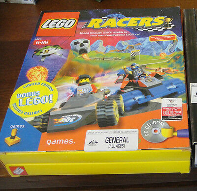 Lego Racers, (Packaging only)