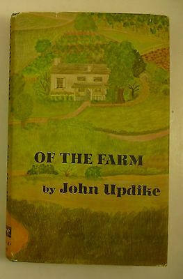 1965 JOHN UPDIKE Of the FARM 1st ed.