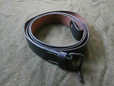 Wwi French Model 1886 M93 Lebel Rifle Carry Sling-Black