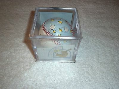 Child to Cherish All-Star Baby Baseball Blue 1st Baseball Rookie of the year NEW