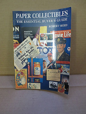 Paper Collectibles The Essential Buyer's Guide