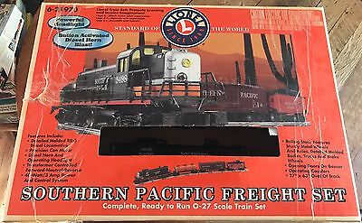 Lionel Southern Pacific Freight Set 6-21970 Open Sully Hobbies