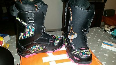 Scarponi snowboard THIRTYTWO 38 PRION FAST TRACK WOMANS