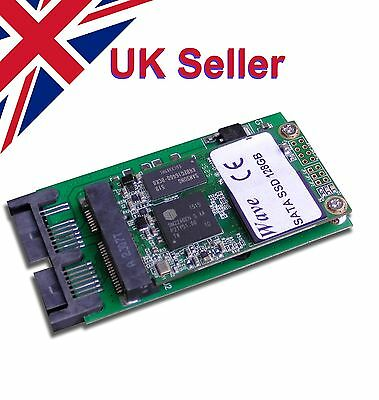 Micro Sata 128GB adapter and mSATA SSD bundle. 466MBs/309MBs R/W Samsung Chip
