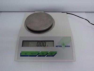 Mettler Toledo BD202 Lab Analytical 200g x .01g Precision Balance Scale    (A5A)