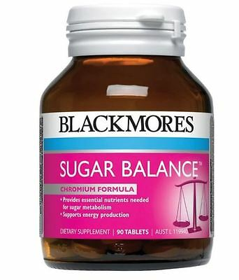 Blackmores Sugar Balance 90 Tablets