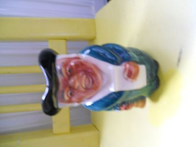 toby jug shorter & sons England 3.50 inch