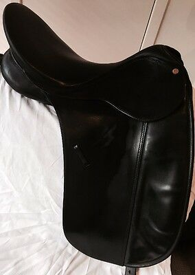 Bates Caprilli Dressage English Saddle
