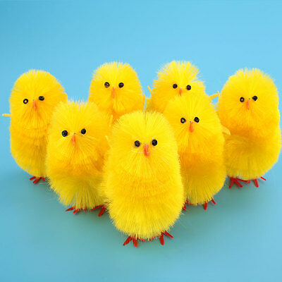 Mini Chicken Easter Chick Easter Day Home Party Decoration Gifts For Kids
